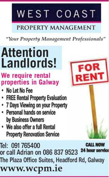 Attention Landlords, rentals required