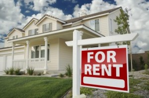 I want to rent my house